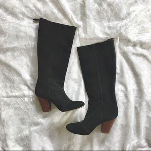 MATISSE | real suede boots, US 8.5